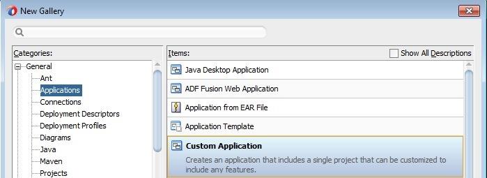 SOA 12c–Creating ESS Job metadata (JDeveloper) | Siva's Blog