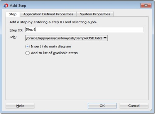 SOA 12c–Creating ESS Job Set metadata | Siva's Blog